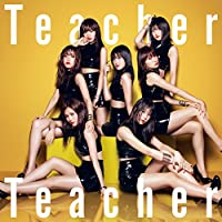 52nd Single「Teacher Teacher」<Type C>初回限定盤