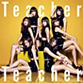 52nd Single「Teacher Teacher」Type C 初回限定盤