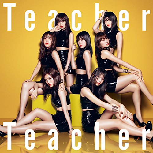 52nd Single「Teacher Teacher」<Type C>初回限定盤