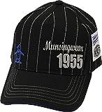 (マンシングウェア)Munsingwear ゴルフ メンズ 帽子 AM3229 N100 N100ブラック F