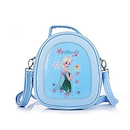 Disneyアナと雪の女王 エルサ 2Wayバッグ ショルダーバッグとリュックサック ポシェット リュック [並行輸入品]