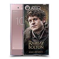 オフィシャルHBO Game of Thrones ラムジー バトル・オブ・バスターズ Sony Xperia XZ1 / Dual 専用ソフトジェルケース