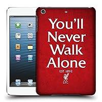 オフィシャル Liverpool Football Club レッド1 You'll Never Walk Alone iPad mini 1 / mini 2 / mini 3 専用ハードバックケース