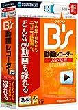 ソースネクスト B's 動画レコーダー USBメモリ版