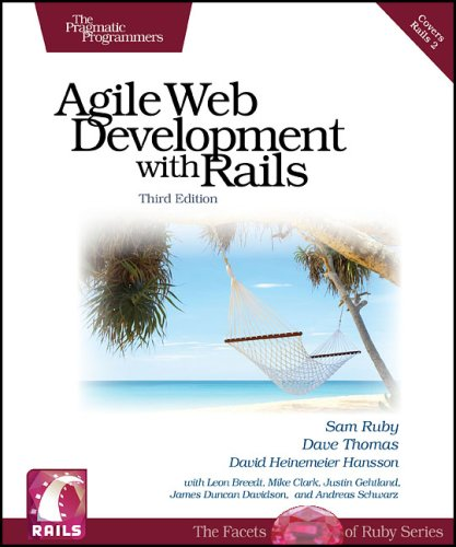 Agile Web Development with Rails (Pragmatic Programmers)の詳細を見る