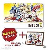 シンフォギアGX & ガールズ&パンツァー nanacoカード付きアクリルアートプレート
