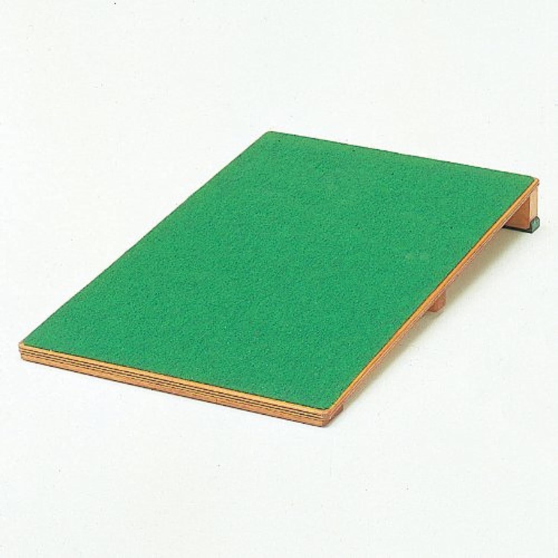 固定式踏切板 跳び箱用 ベーシックなとび板(大)