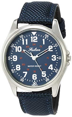 5653e87a70 [シチズン キューアンドキュー]CITIZEN Q&Q 腕時計 アナログ falcon 日常生活防水 ナイロン &