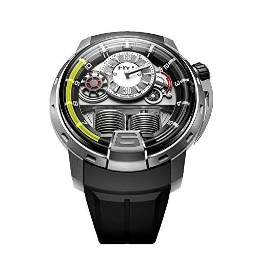 [エイチ ワイ ティ-]HYT 腕時計 148-TT-11-GF メンズ 【正規輸入品】