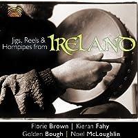 アイルランドのジーグ、リール、ホーンパイプ (Jigs, Reels & Hornpipes from Ireland)