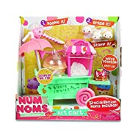 Num Noms Art Cart with Scented Stationery by Num Noms
