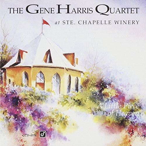 THE GENE HARRIS QUARTET/A LITTLE PIECE OF HEAVEN
