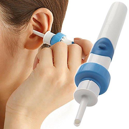 電動 耳かき 吸引/耳掃除/みみかき/ポータブルイヤワックス 除去キット i-ears