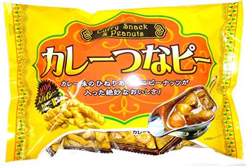 泉屋製菓 カレーつなピー 155g
