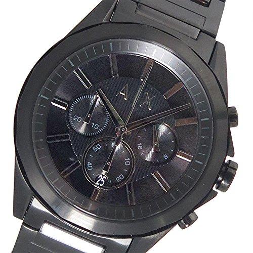 アルマーニエクスチェンジ ARMANI EXCHANGE クオーツ メンズ 腕時計 AX2601 ブラック 腕時計 海外インポート品 アルマーニエクスチェンジ mirai1-553301-ak 並行輸入品 簡易パッケージ品