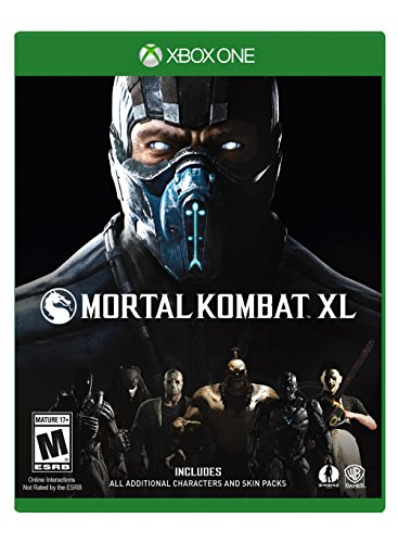 Bros(World) Mortal Kombat XL (輸入版:北米) - XboxOne