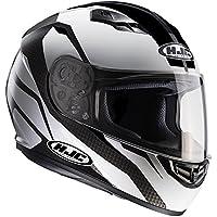 HJC(エイチジェイシー)バイクヘルメット フルフェイス ブラック(MC5) (サイズ:L) CS-15セブカ HJH116