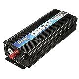 ELEGIANT 電源インバーター USB電源 DC24VからAC110Vへ変換可能 逆変換装置 自動車 電源 1200W 24V-110V