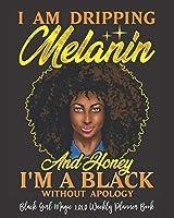 "Black Girl Magic 2020 Weekly Planner Book: Libra Zodiac Sign Black Girl Magic Astrology Melanin | 2020 Calendar | Goals | Gratitude | African American | 8 x 10"" Large| Organize | Password | Contacts | Black Queen | Melanin | Gift"