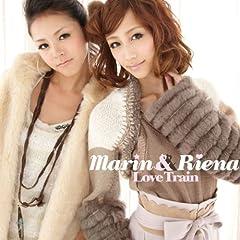 Marin & Riena「Love Train」のジャケット画像