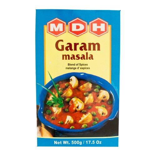 MDH ガラムマサラ 500g 24箱 【1ケース】 Garam masala 業務用 スパイス ハーブ 香辛料 調味料 ミックススパイス
