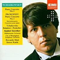 Prokofiev;Piano Concertos