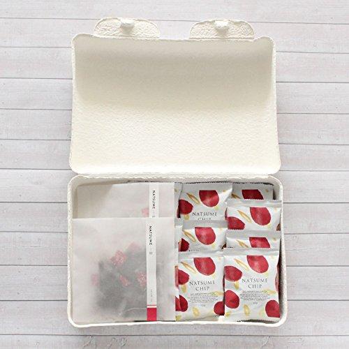 なつめチップ なつめ茶 ギフトセット なつめティ ナツメ 棗 ドライフルーツ 国産なつめ 結婚お祝い