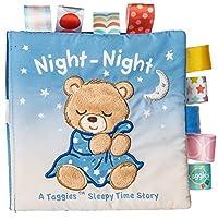 Taggies Starry Night Teddy Soft Book [並行輸入品]