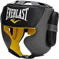 EVERLAST 【エバーラスト正規品】C3 PROFESSIONAL SPARRING HEAD GEAR ブラック SM EV560001