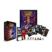 スター・ウォーズ:クローン・ウォーズ 〈ファースト・シーズン〉コンプリート・ボックス【初回限定生産】 [Blu-ray]