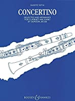 Clarinet Concertino in F