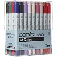 Too コピック チャオ 36色 Dセット