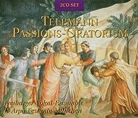 Telemann: Passions-Oratoriuim (1900-01-01)