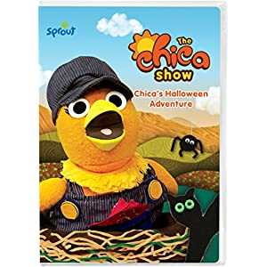 Chica Show: Chica's Halloween Adventure [DVD] [Import]