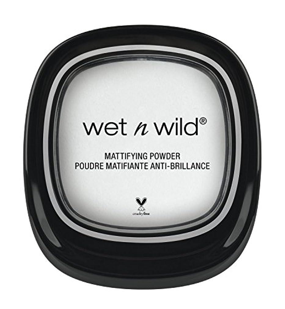 共産主義資格適度にWET N WILD Take On The Day Mattifying Powder (並行輸入品)