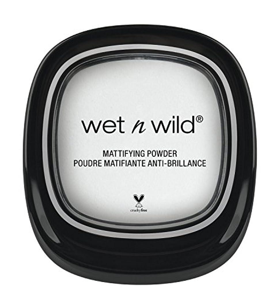 絡み合い冷ややかな入場WET N WILD Take On The Day Mattifying Powder (並行輸入品)