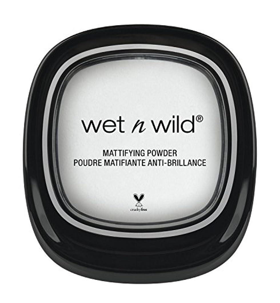 マエストロ指定省略するWET N WILD Take On The Day Mattifying Powder (並行輸入品)