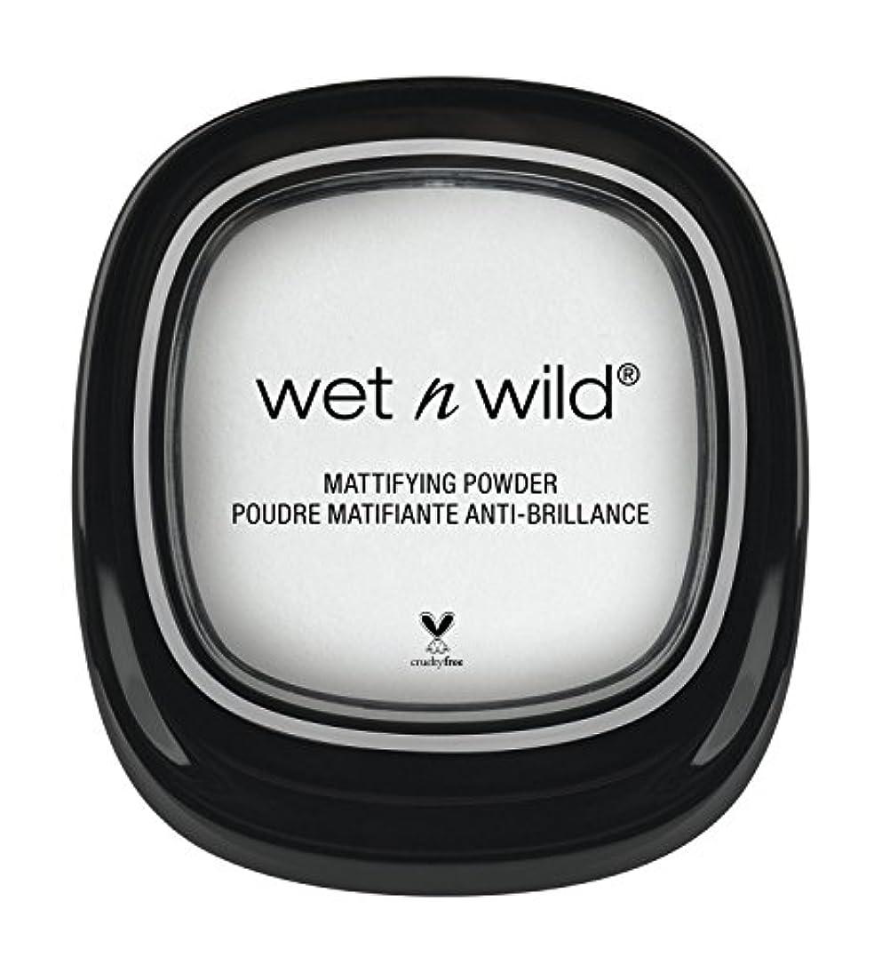 からかう未使用恒久的WET N WILD Take On The Day Mattifying Powder (並行輸入品)