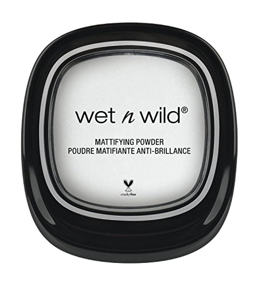 小川確かめるカウントWET N WILD Take On The Day Mattifying Powder (並行輸入品)