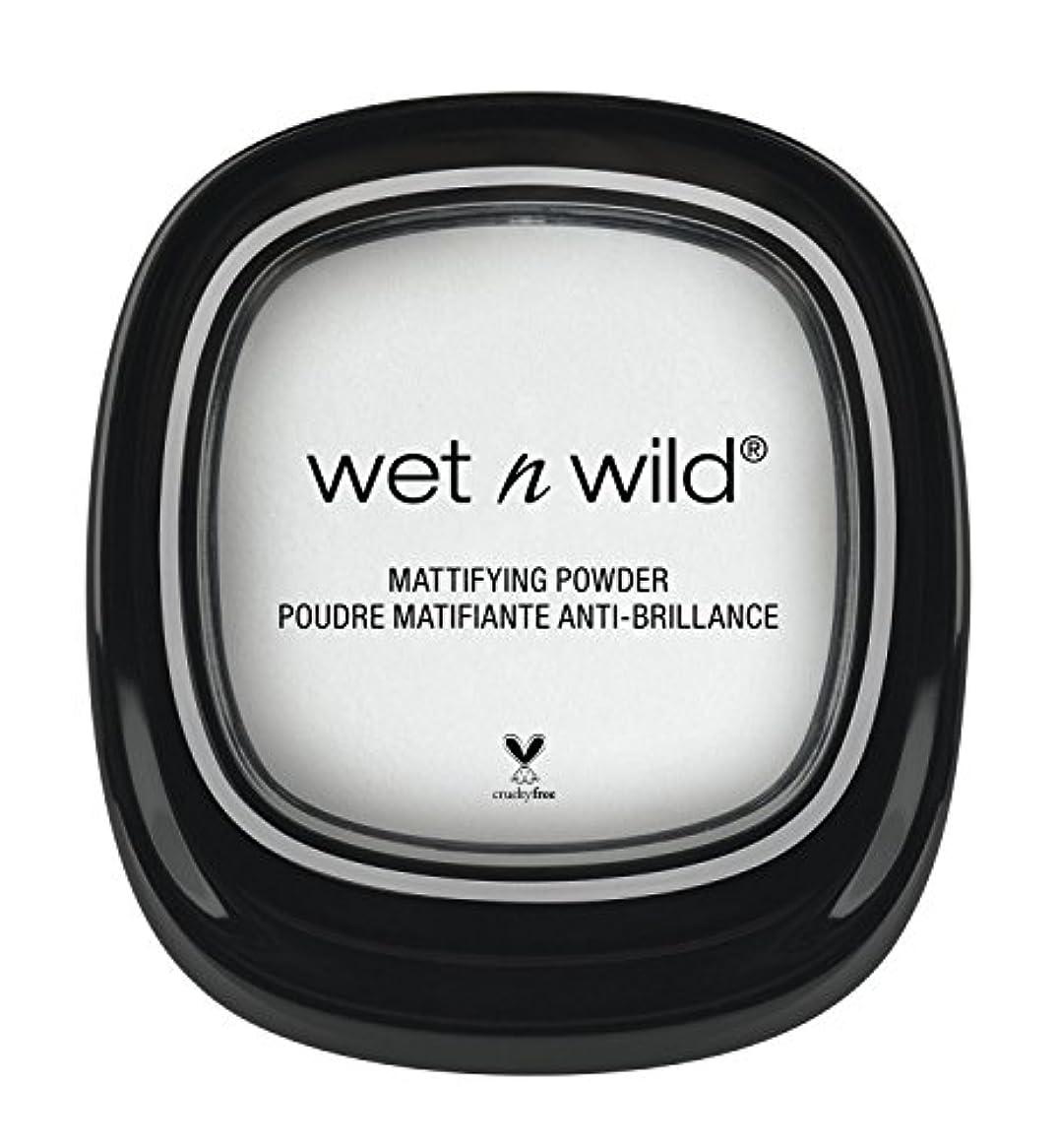 第九第矢印WET N WILD Take On The Day Mattifying Powder (並行輸入品)