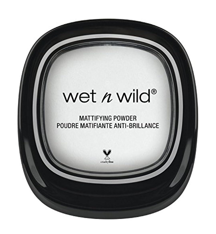 愛にじみ出る制限するWET N WILD Take On The Day Mattifying Powder (並行輸入品)