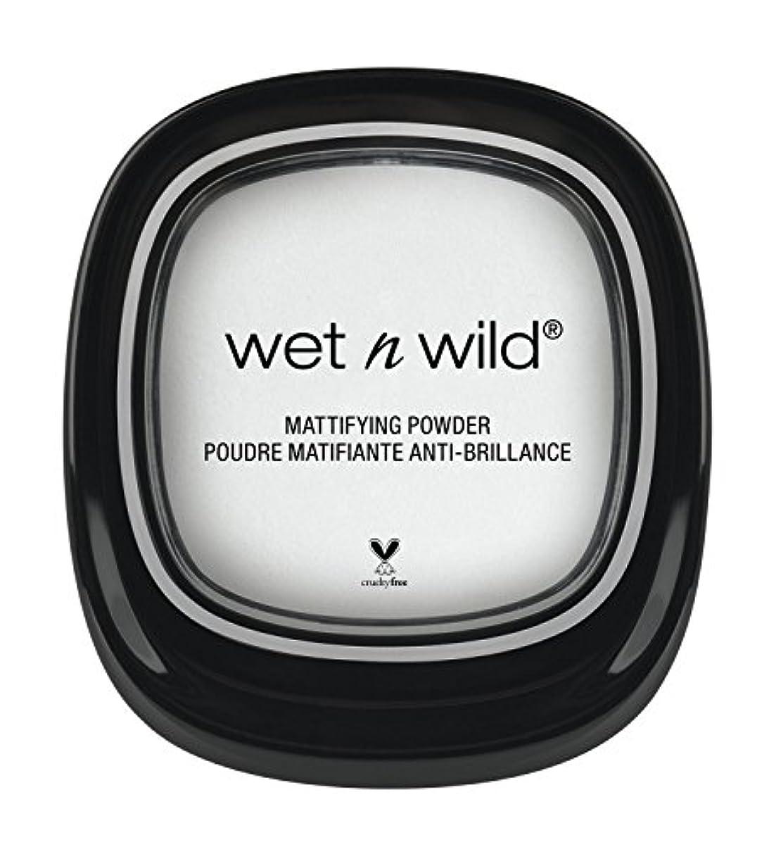 暫定懲らしめ可愛いWET N WILD Take On The Day Mattifying Powder (並行輸入品)