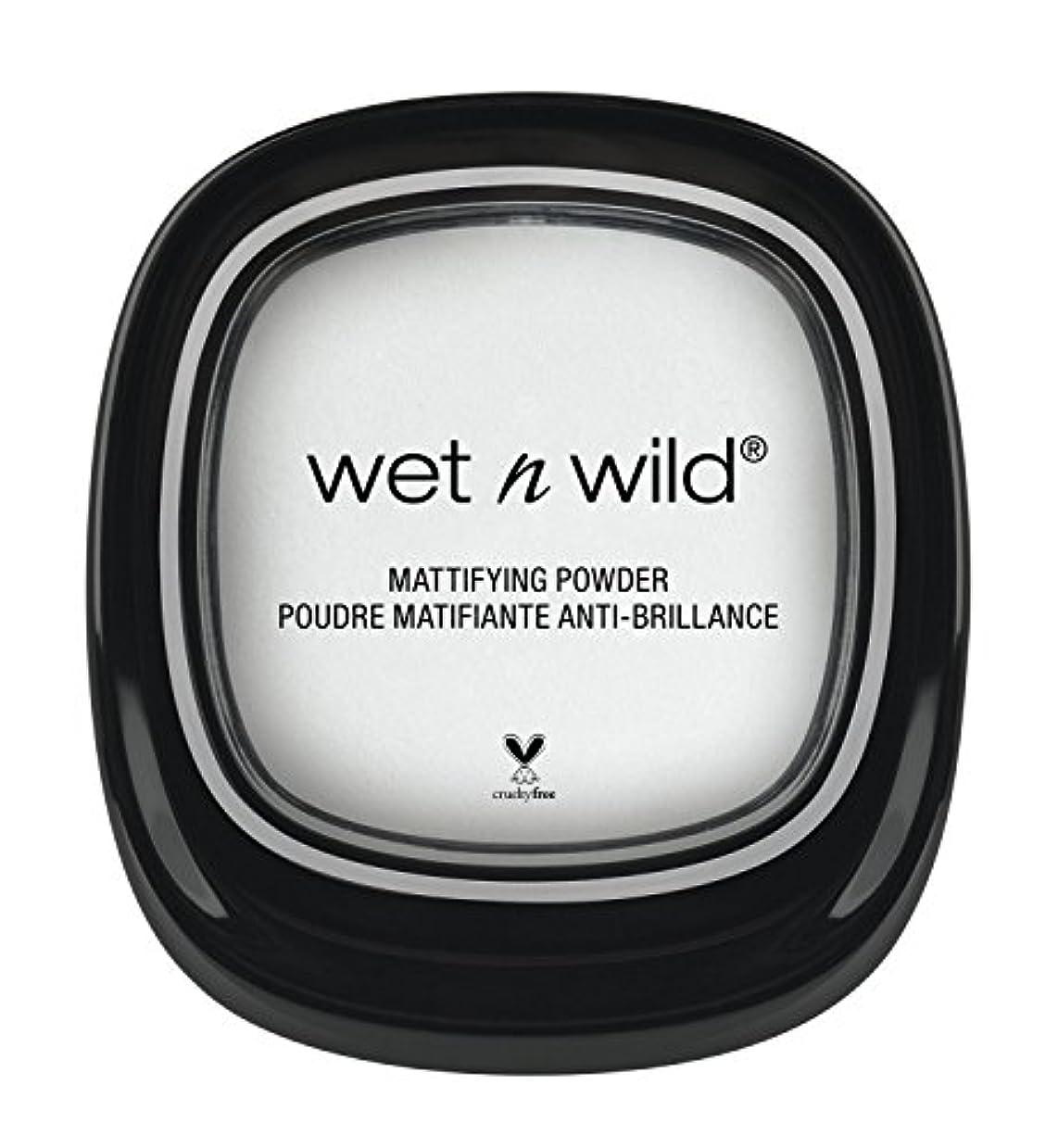 作動する上流のシャーWET N WILD Take On The Day Mattifying Powder (並行輸入品)