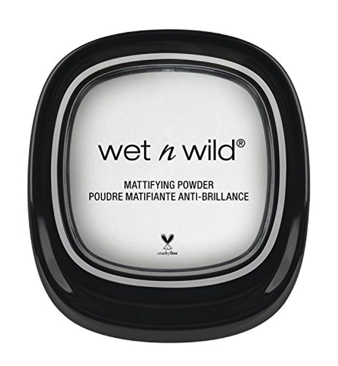 ギター変化コンクリートWET N WILD Take On The Day Mattifying Powder (並行輸入品)