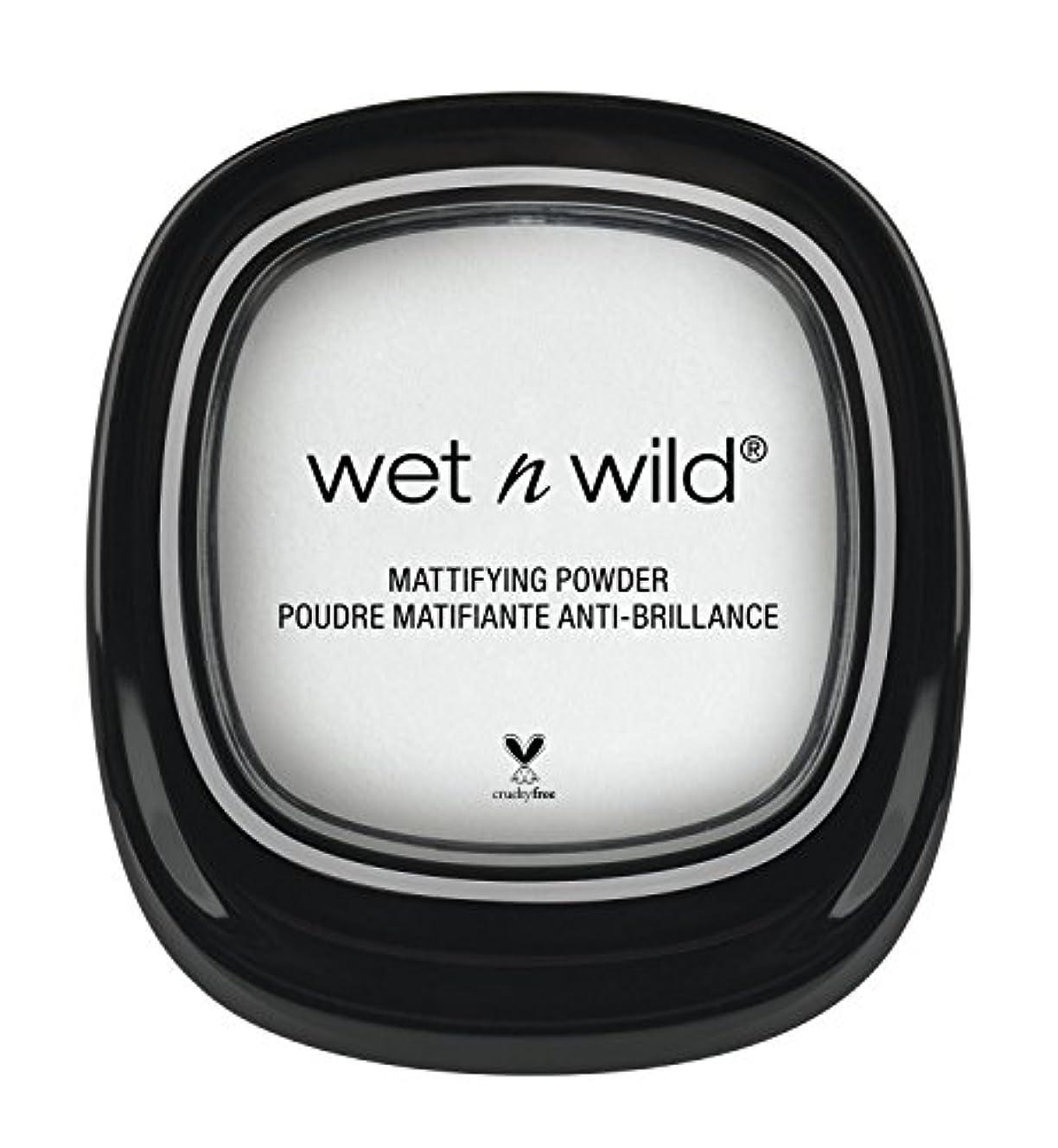 できる平野休日にWET N WILD Take On The Day Mattifying Powder (並行輸入品)