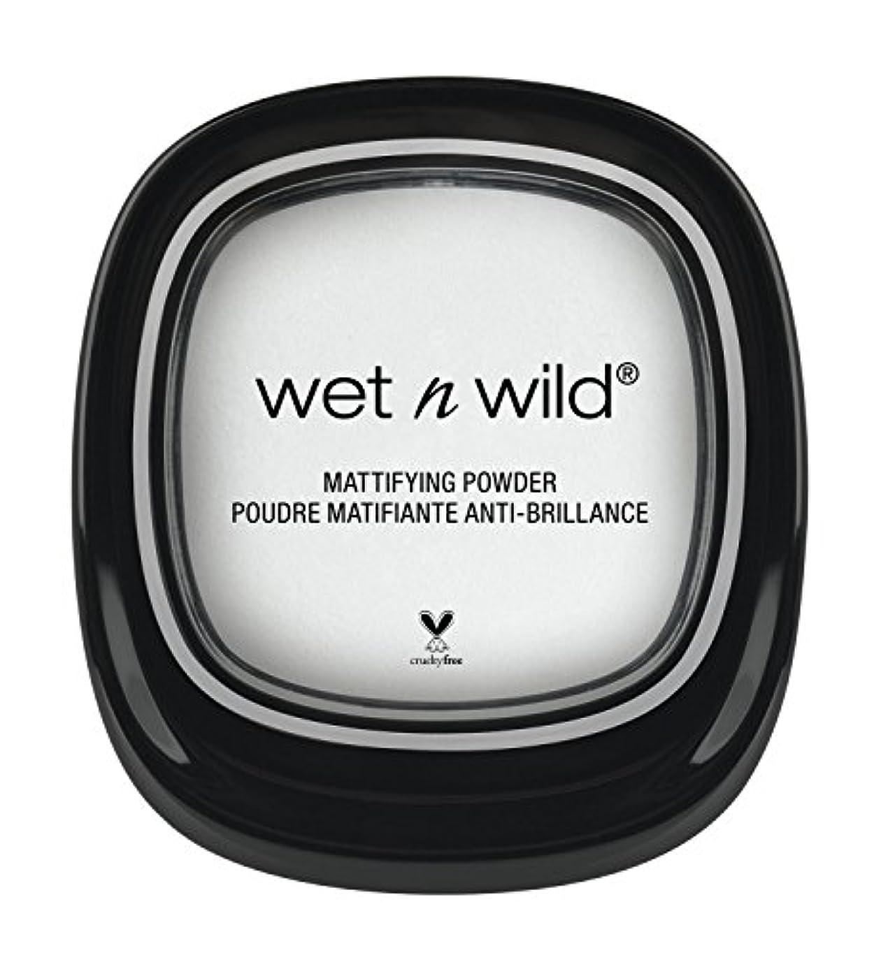 市民権パターンベッドWET N WILD Take On The Day Mattifying Powder (並行輸入品)