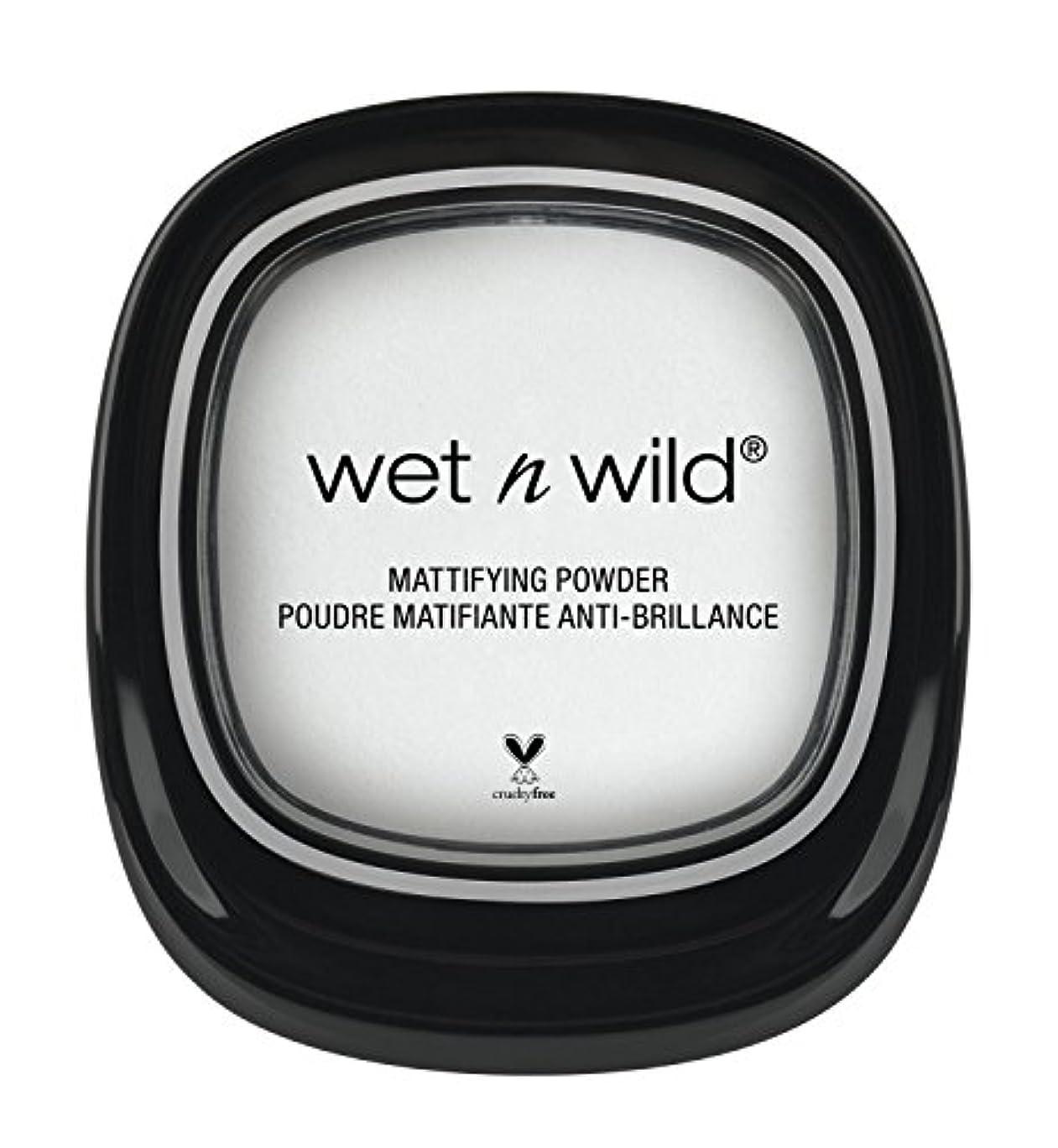 廃止繊細こどもの宮殿WET N WILD Take On The Day Mattifying Powder (並行輸入品)