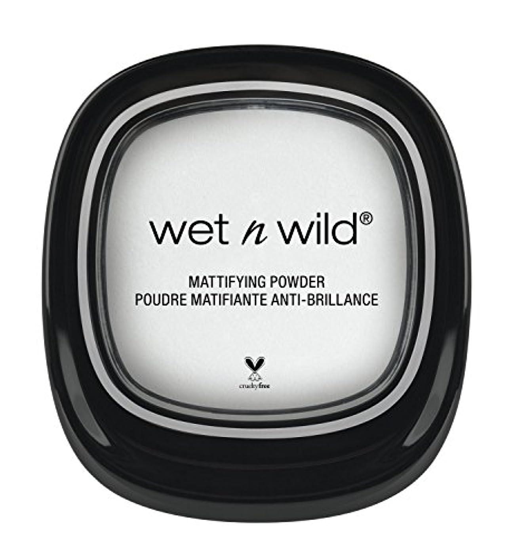 彼女スピン交じるWET N WILD Take On The Day Mattifying Powder (並行輸入品)