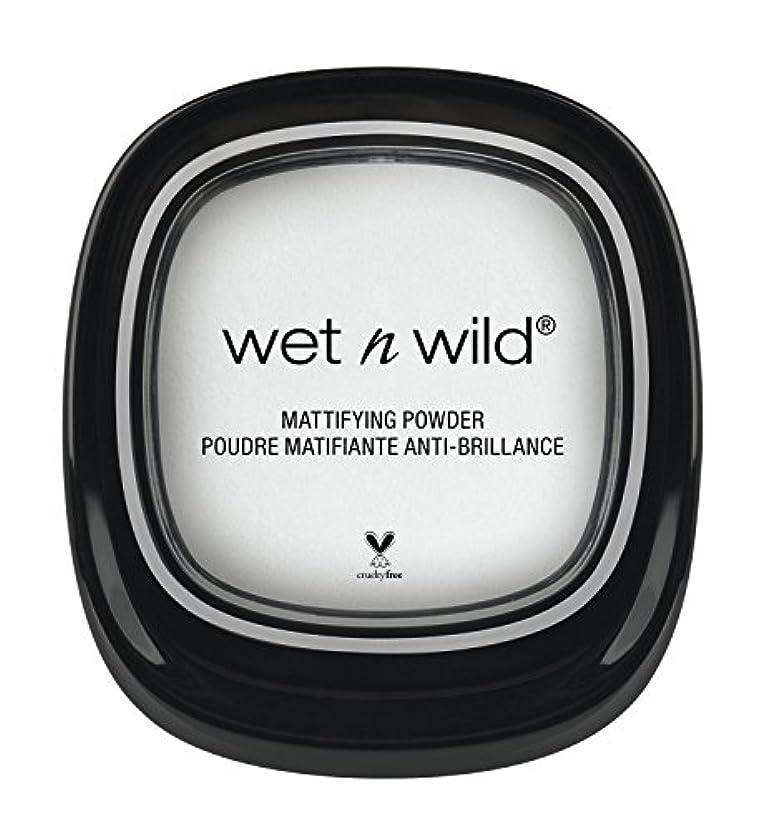 ニッケルショートカット稚魚WET N WILD Take On The Day Mattifying Powder (並行輸入品)