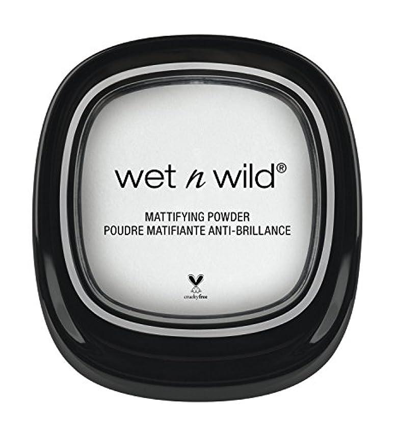 対応段落分離するWET N WILD Take On The Day Mattifying Powder (並行輸入品)